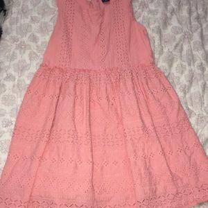 Pink gap kids dress